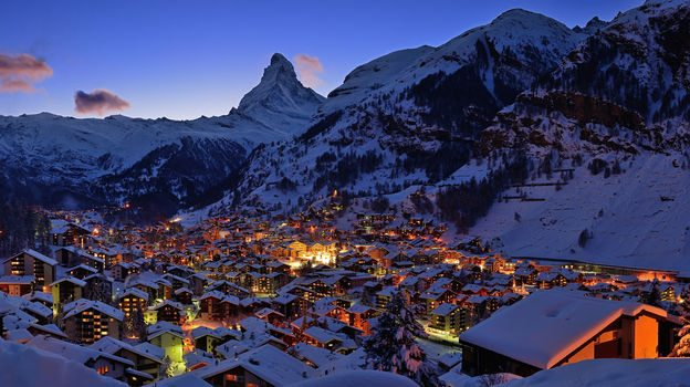 Best places to ski: Zermatt Switzerland